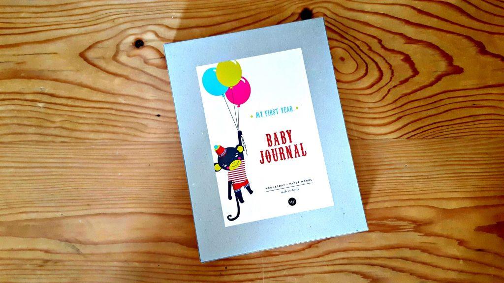 Alben und Baby Journals - eine schöne Möglichkeit, den Moment festzuhalten